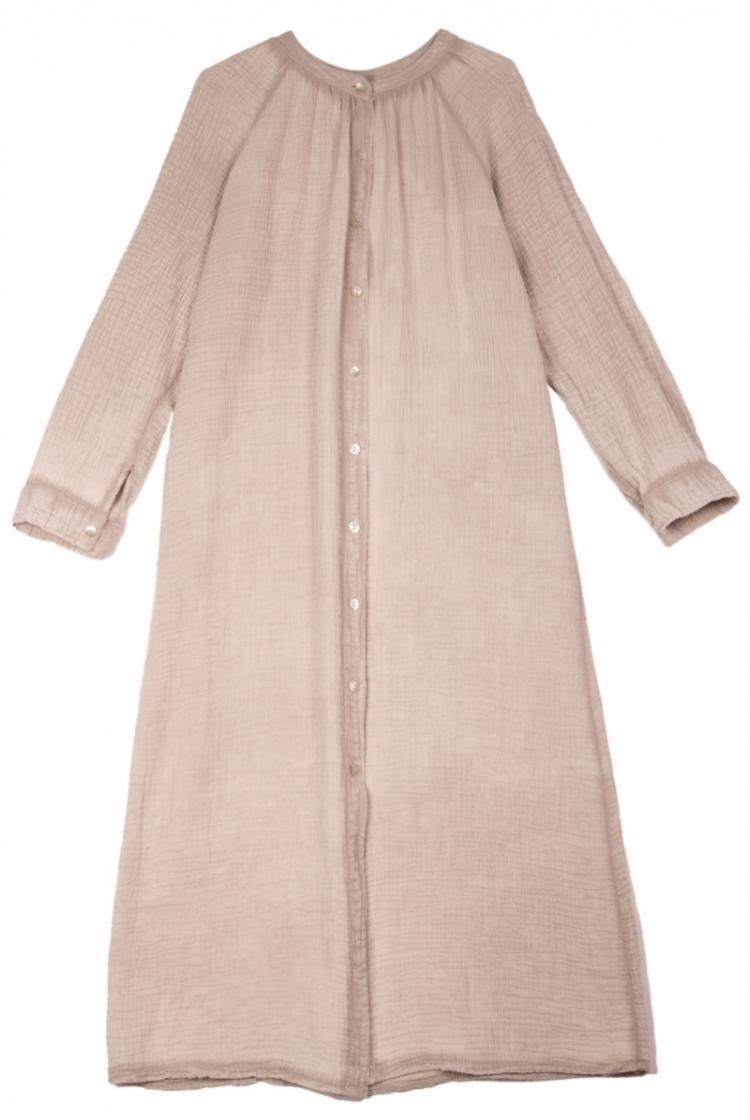 MORGANNE TETRA DRESS logo