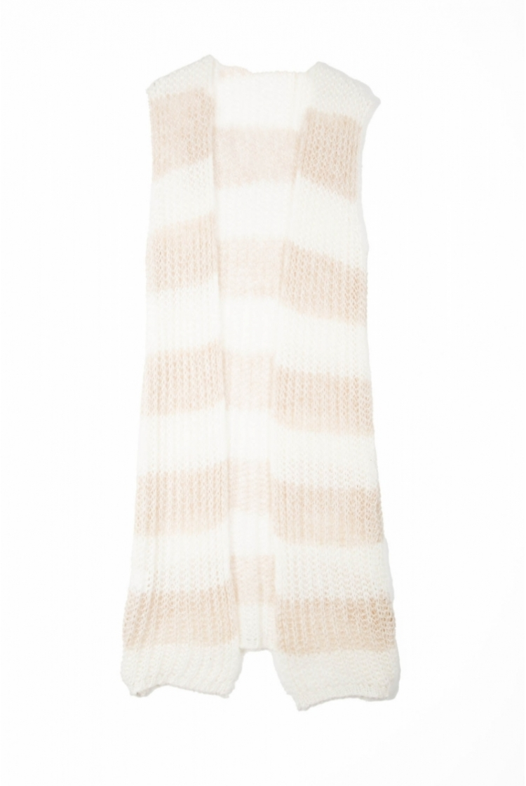 SARA STRIPED KNIT logo