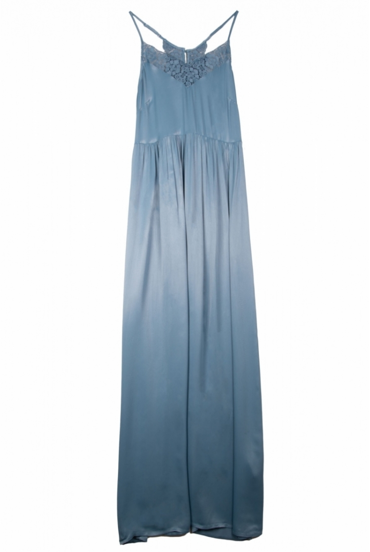 BILMA SATIN DRESS logo